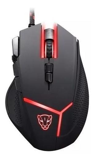 Motospeed V18 Gaming Wired Mouse Com 4000dpi Alto Precisão