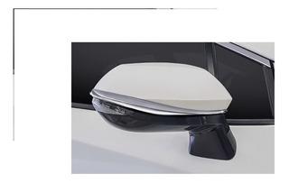 Aplique Cromado Retrovisor Corolla 2020