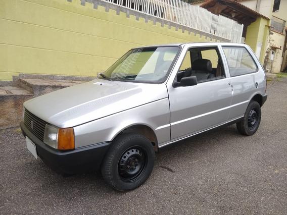 Uno Mille Elletronic 1993, 153.000 Km, Nota Fiscal De Compra