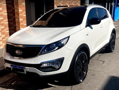 Kia Sportage Lx 2.0 (flex) (auto) Branca