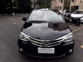 Toyota Etios 1.5 16v Platinum 5p