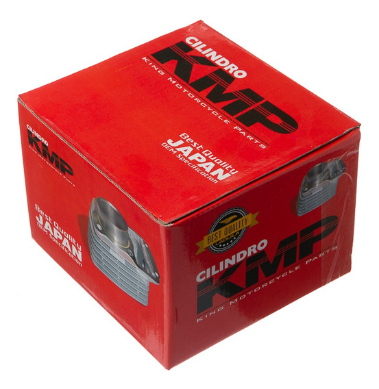 Cilindro C/camisa Kmp Cg 125 2009/ (150cc - 57,40mm)