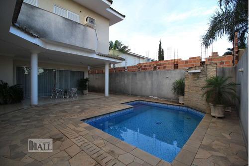 Casa De Condomínio Com 4 Dorms, Damha Iii, São José Do Rio Preto - R$ 1.45 Mi, Cod: 5915 - V5915