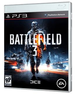 Juego Ps3 Battlefield 3 Ps3