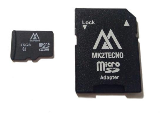 Cartão De Memória Com Adaptador Mk2