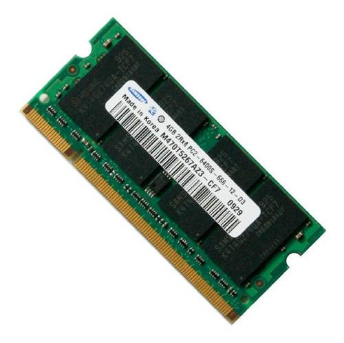 Memória Ddr2 1x4gb 800mhz iMac 21-inch 24-inch Early 2008