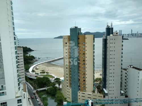 Imagem 1 de 30 de Apartamento Alto Padrão, 3 Suítes , Vista Para O Mar, Ed.torre De Málaga, Pioneiros, Balneário Camboriú, Sc    - 521