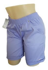 Shorts Feminino Plus Size Tamanho Grande Adulto Lote C/ 4 Pc
