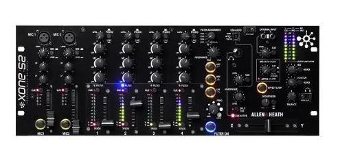 Mixer Dj Profissional Allen & Heath Xone:s2