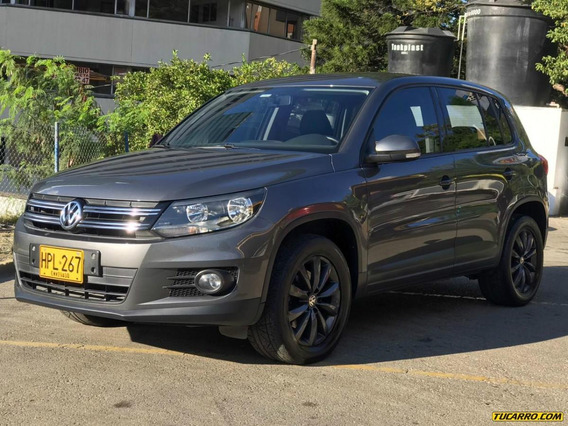 Volkswagen Tiguan At 2000 Tsi Turbo 4x4