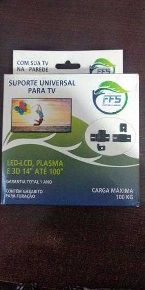 Suporte Universal P/tv Lcd- Led-plasma E 3d 14-100