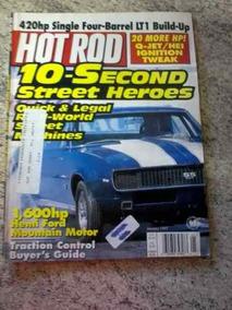Revista Importada Hot Rod /automoveis/hots/tecnicas