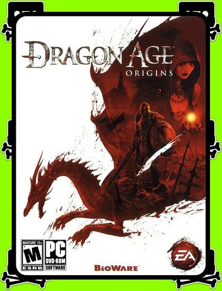 Dragon Age Origins Pc - 100% Original (steam Key)