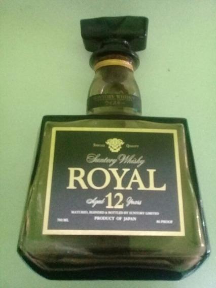 Botella Vacía De Whisky