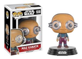 Funko Pop! Star Wars: Maz Kanata #108