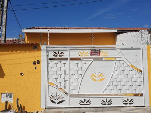 Casa Em Vila Das Flores, São José Dos Campos/sp De 85m² 3 Quartos À Venda Por R$ 260.000,00 - Ca933322