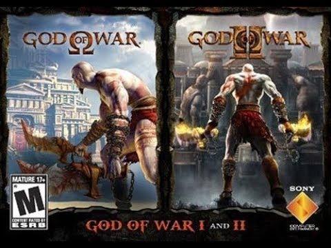 God Of War 1 E 2 Patch Ps2 Legendado Pt-br