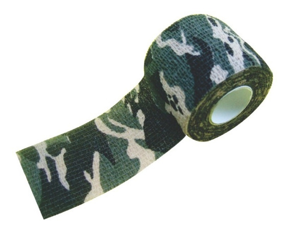 Fita Adesiva Ntk Tático Camo Tape Camuflada