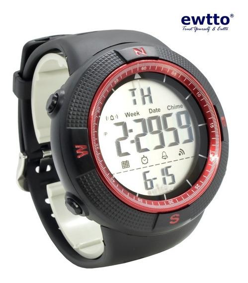 Reloj Ewtto Deportivo Acuático Para Hombre - 4 Colores