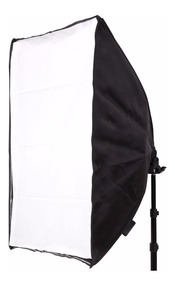 Softbox 70 Cm Soquete Unico Tipo Sombrinha Soft Box Youtuber