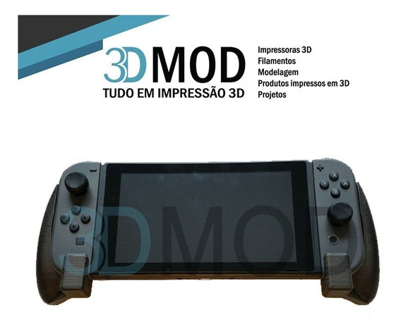 Nintendo Switch Base Case Adaptador Jogo Base Grip