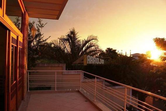 Sobrado A Venda, Condomínio Porto Atibaia, 4 Dormitórios, 4 Suítes, 6 Garagens Cobertas, Guaxinduva, Atibaia, Sp - So1017