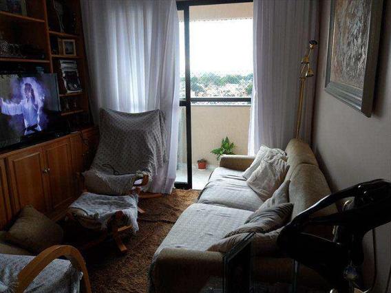 Apartamento Em São Bernardo Do Campo Bairro Paulicéia - V2245