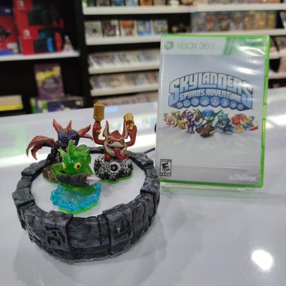 Skylanders Spyros Adventure Starter Pack Xbox 360 Seminovo