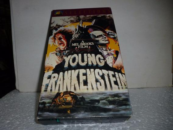 Vhs Young Frankesntein 1974 - Importado