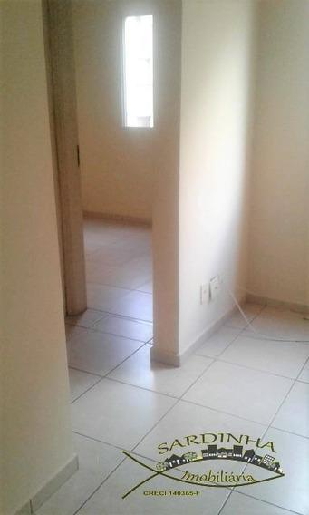 Apartamento Para Locação - 45m² Com 2 Dormitórios, Área De Serviço E 1 Vaga De Garagem - Morumbi - Sp - Ml1024