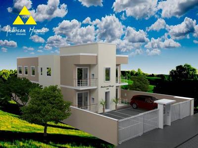 Apartamento Com 3 Dormitórios À Venda, 63 M² Por R$ 145.000 - Nossa Senhora De Fatima - Penha/sc - Ap0607