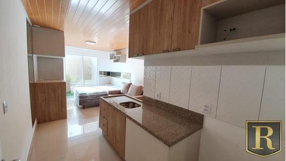 Apartamento Para Venda Em Guarapuava, Centro, 1 Dormitório, 1 Vaga - _2-658916