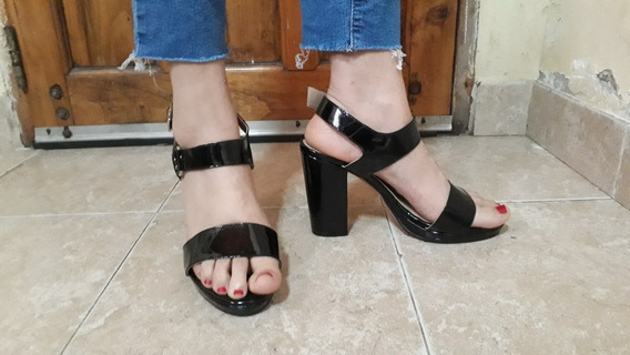 Zapatos De Fiesta Batistella (talle 39/40)