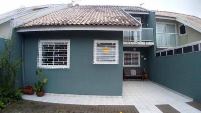 Sobrado Residencial À Venda, Afonso Pena, São José Dos Pinhais. - Codigo: So0017 - So0017