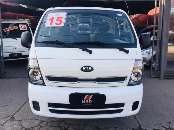 Kia Bongo 2.5 Std 4x2 Rs Turbo Carroceria 2p 2015