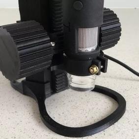 Suporte Microscópio Usb Com Regulagem De Altura Firme