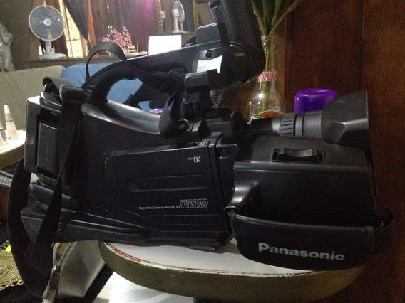 Filmadora Ag Dvc - 20 Mini Dv Em Ótimo Estado
