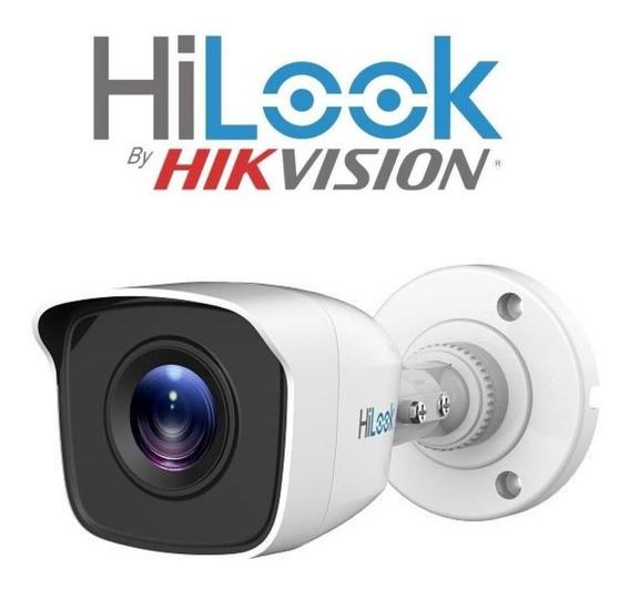 Câmera 4x1 Hilook Bullet 1mp 2.8mm Ir 20m Thc-b110-m Metal