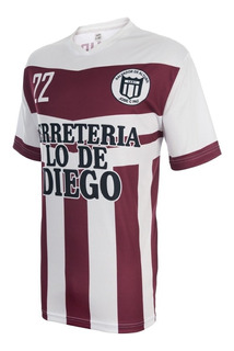 Camisetas Personalizadas Equipo Futbol Número Escudo Sponsor