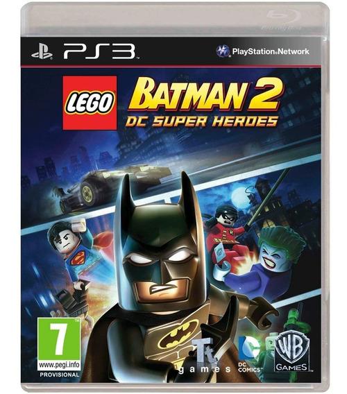Lego Batman 2 Ps3 - Midia Digital