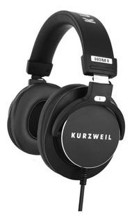 Auriculares Kurzweil Hdm1 Profesionales Cerrados 180° Grados