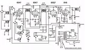 Esquemas Elétricos De Rádios Antigos