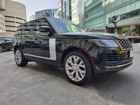 Range Rover Hse V8 2020 Blindada Nivel 3