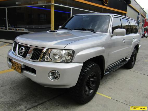 Nissan Patrol Glx 4x4 At Diesel