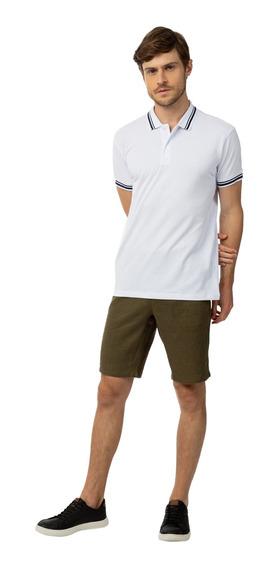 Camisa Polo Manga Curta Colcci 29190