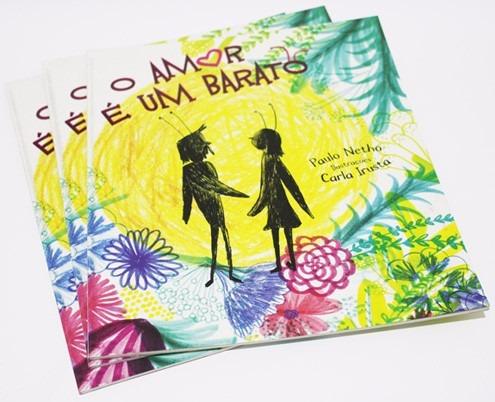 Livro O Amor É Um Barato - Editora Ciranda Cultural