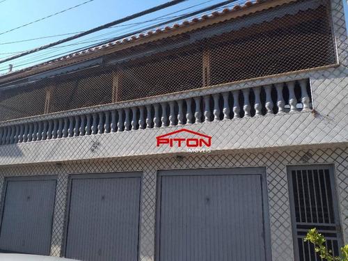 Casa Com 2 Dormitórios À Venda, 252 M² Por R$ 650.000,00 - Artur Alvim - São Paulo/sp - Ca0900