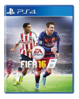 Fifa 16 Playstation 4 Ps4