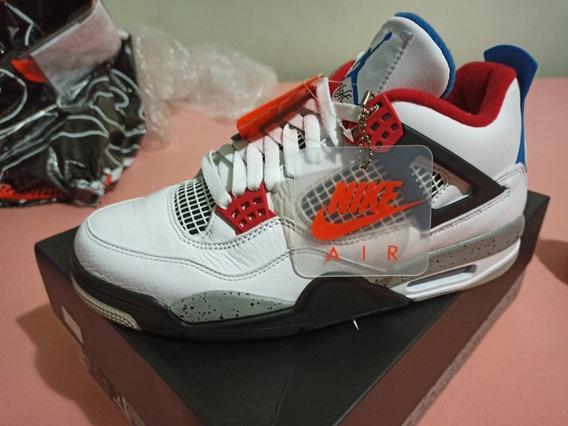 Nike Air Jordan 4 What The 40