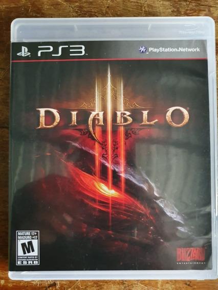 Jogo Diablo 3 - Ps3 - Usado